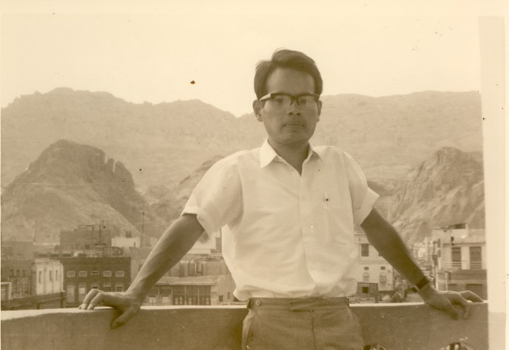 1968年内戦終結、独立直後のアデン「南イエメン人民共和国」へ日本人として初めて入国 1968年1月