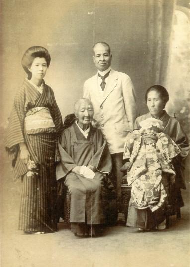 文久元年生れの父方祖父