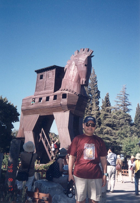 トロイの木馬 1999年8月
